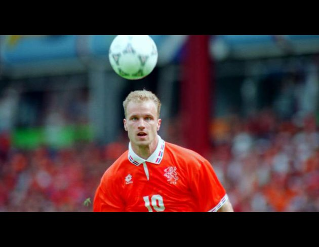 Dennis Bergkamp: »The Iceman«