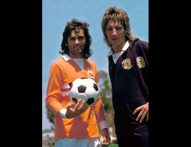 George Best, Rod Steward