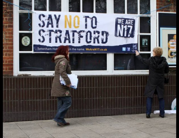 Say no to Stratford!