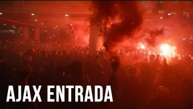 15 Jahre Ajax-Ultras – Party am Limit