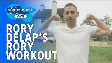 Rory Delaps Workout