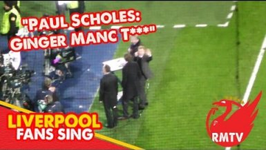 »You Ginger Manc...«