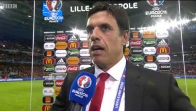 Das magische Field-Interview mit Wales-Coach Chris Coleman