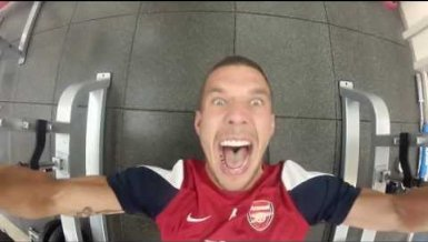 Arsenal in Asien – Die Outtakes