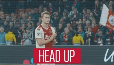 Ajax-Video zur Champions-League-Niederlage