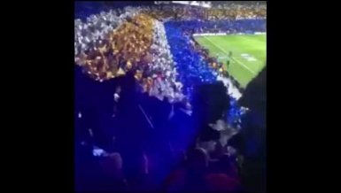 Leicesters sexy Champions-League-Choreo