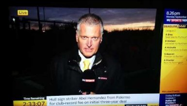 Der Deadline-Day-Dildo