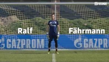 Video: Ralf Fährmann in »Zugenagelt«