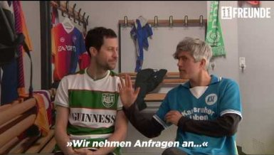 We Are Scientists im 11FREUNDE-Interview