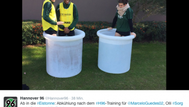 Die Twitter-Schau: Trainingslager-Edition