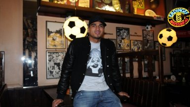 Kevin-Prince Boateng bei Hertha BSC