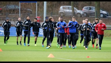 Die Bundesliga im Trainingslager