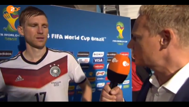 Das Mertesacker-Interview im Wortlaut