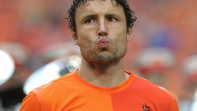 Hollands Kapitän Mark van Bommel im Interview