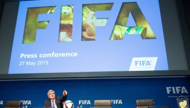 Fifa-Gate Liveticker