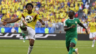 Im Liveticker: Senegal-Kolumbien