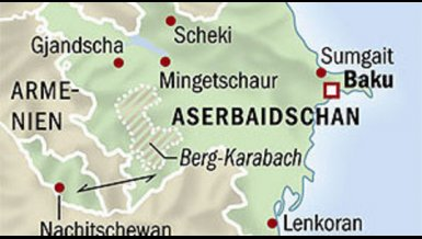 The Complete Berti-Guide to Aserbaidschan