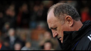 Chelsea-Coach Scolari in der Isolation