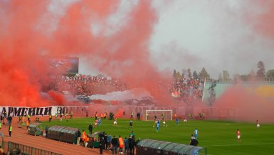 Brisantes Derby in Sofia