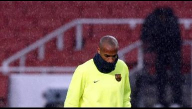 Thierry Henry in Barcelona