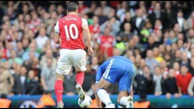 Mein Highlight 2011: Terry vs. Van Persie