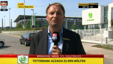 TV-Kritik: Der »Deadline Day«