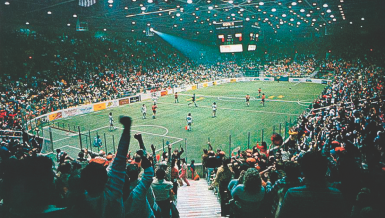 Wie Indoor Soccer in den USA populär wurde