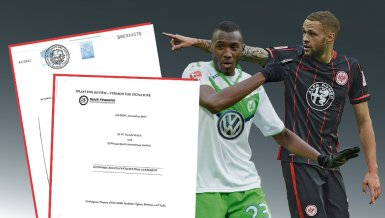 Football-Leaks-Enthüllungen um Bundesligaprofis