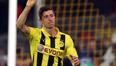 Real-Schreck Robert Lewandowski