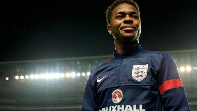 Englands Diamant Raheem Sterling