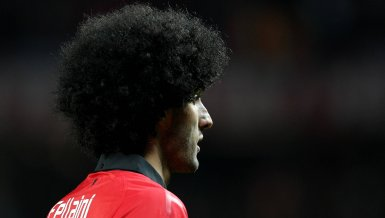 Synonym des United-Niedergangs: Marouane Fellaini