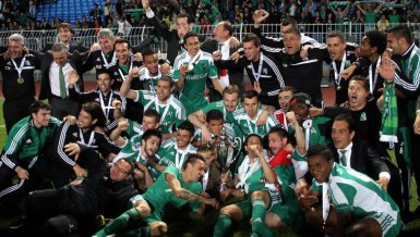Ludogorets in der Champions League