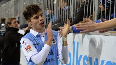 1860 Münchens Julian Weigl im Interview