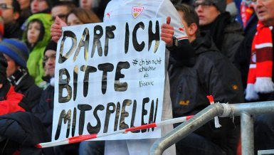 Fan fordert Platz in der VfB-Startelf