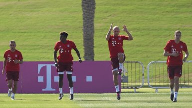 Kritik an Bayern-Trainingslager in Katar
