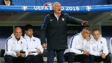 Workaholic Didier Deschamps