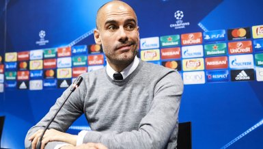 Guardiola in Manchester