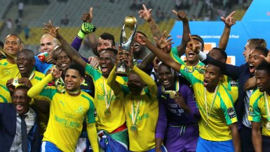 Sundowns gewinnen CAF-Champions League
