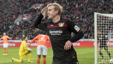 Julian Brandt im Interview