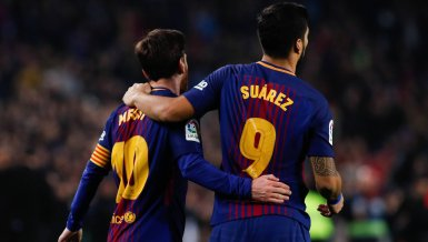 Die Monsterassists des Lionel Messi