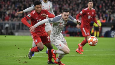 Liverpools Andy Robertson