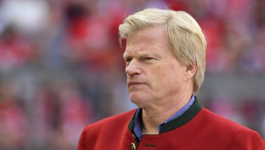 Oliver Kahn im Interview