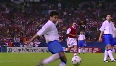 Legendäre Traumtore (4): Nayim vs. FC Arsenal