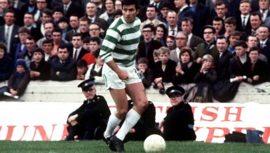 Celtic-Legende Jimmy Johnstone