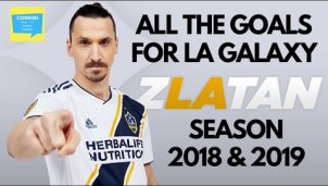Alle Ibrahimovic-Tore in der MLS