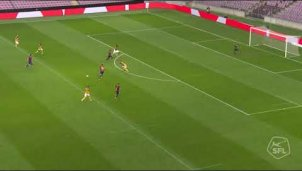 Brillantes One-Touch-Kombinations-Tor von Servette FC
