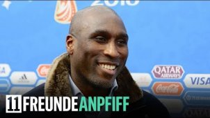 Ist Sol Campbell der »Special One«?