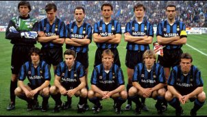 Andy Brehme bei Inter