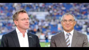 Rangnick vs. Magath