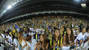 Ladies first bei Fenerbahce